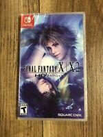 Square Enix Final Fantasy X, X2 (Nintendo Switch)