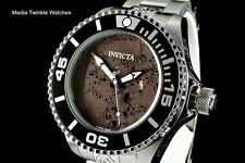"Invicta 47mm Grand Diver 2 Gen II Automatic LAVA ""VOLCANO"" BROWN Dial SS Watch"