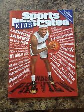 November 2013 LeBron James Sports Illustrated for Kids w/Cards Connor McDavid RC