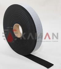 1 x Zellkautschuk Matte Selbstklebend Moosgummi EPDM - 10m Rolle - 50mm x 5mm