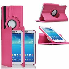 "Mocca Design Htab08 Housse Rotatif pour Samsung Galaxy Tab 3 8"" Rose"