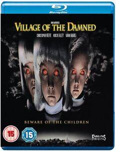 **Village of the Damned - Blu ray NEW & SEALED - John Carpenter