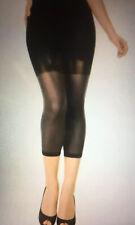 Lot Of  3 NWT Spanx Assests Capri  Panyhose Footless Sheers Black  SZ G 3X
