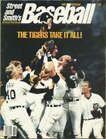 Street & Smith's Baseball 1985 Yearbook -