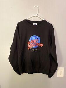 Vintage Planet Hollywood Sweatshirt Size Medium