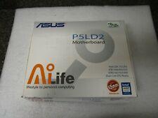 NEW! ASUS P5LD2 MotherBoard 90-MBB1A5-G0UAYZ  LGA 775 1066/800/533