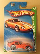 HW Hot Wheels 2010 Treasure Hunt Shelby Cobra Daytona Coupe Rare VHTF