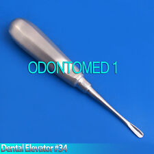 Dental Elevator #34 Surgical Medical Instruments