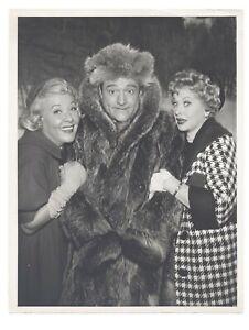 Lucille Ball 1959 The Lucy-Desi Comedy Hour Original 7x9 Vivian Vance SKELTON