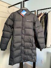 Columbia Womens Woodlyn Meadows Down Jacket $280 Black S