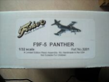 FISHER-1/32-#3201- F9F-5 PANTHER
