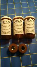 Limpach Fresh Cuts (3 Pairs) 13/16 tall 3/32 axle Brown Mid America Raceway