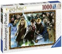 Ravensburger Jigsaw Puzzle HARRY POTTER - 1000 Piece