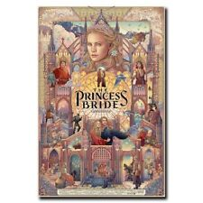 The Princess Bride 12x18inch Classic Movie Silk Poster Wall Door Decoration