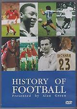 History Of Football DVD  I3