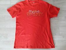 Reebok Herren T-Shirt rundhals kurzarm rot Gr.XL