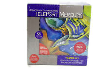 Global Village Communication Teleport PowerPort External Fax/Modem Mac Computers