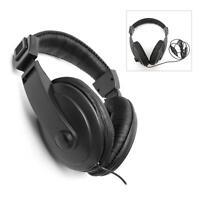 NEW Pyle PHPMD23 Universal Metal Detector Headphones / Headset Earphones