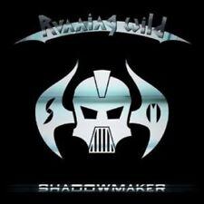 "RUNNING WILD ""SHADOWMAKER"" CD+DVD NEW!"