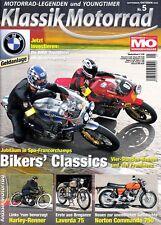 KM1205 + IMME R 100 + LAVERDA 75 + NORTON Commando + MO Klassik Motorrad 5/2012