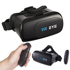 VR Headset Virtual Reality 3D Glasses w/ Bluetooth Gaming Controller For Android