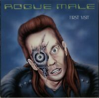 ROGUE MALE First Visit 1985 UK Vinyl LP + INNER  EXCELLENT CONDITION