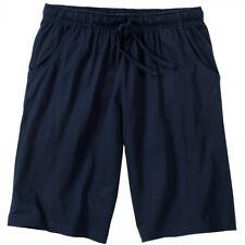 CECEBA Herren Schlafanzughose Primo Bermuda 30188 in navy blau Größe 10XL