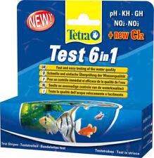 Tetra Aquarium Test Strip 6 In 1
