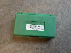 Used Greenlee Slug Buster Knockout Punch Set 7235BB in original Case Used.