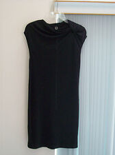 Woman's Black Dress by Poleci Size S NWT