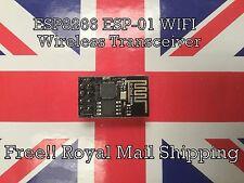 Transmisor receptor inalámbrico ESP8266 Serial Wifi ESP-01 envío y recepción LWIP AP + STA Reino Unido MCU