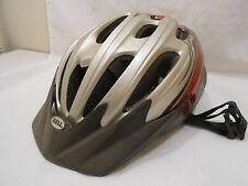 """BELL New """"COGNITO"""" Cycling Helmet Universal Youth Sand/Sable in Box"""