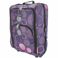 Canvas Suitcase Waterproof Travel Bags & Hand Luggage