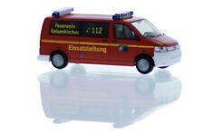 """Rietze 1:87 53639 2010 VW T5 """"FW Gelsenkirchen"""" - NEU!"""