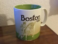 Starbucks Boston Coffee Cup Mug Collectible 2011