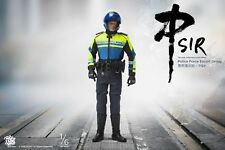 1/6th Scale ZCWO Police Force Escort Group 警察護送組 - 中Sir