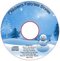 Children Stories  Audi CD inc Great Classic Children's Story Kids books Audio CD