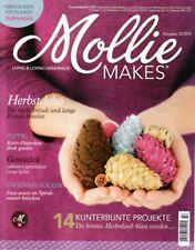 Mollie Makes 12/2014 Hübsche Ideen für die kalte Jahreszeit - 14 Kunterbunte Pro