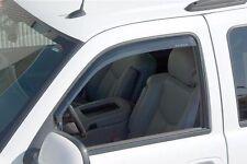Tinted Window Visors Fits 2011-2014 Chrysler 300, 300C, & 300M (2 Piece) Tape On