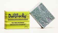 Dollylocks - Dreadlocks Shampoo Bar - Tea Tree Spearmint (4.5oz/127g) Dreads