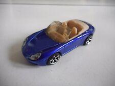 Matchbox Porsche 911 Carrera Cabriolet in Blue