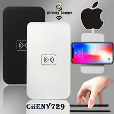 Para Apple iPhone/iPhone 8 8+ Universal X Qi Inalámbrico Cargador Pad de muelle de carga