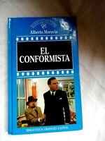 El Conformista Alberto Moravia Colección de  Novelas de Cine Orbis Español