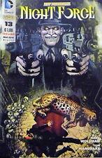 RW-Lion presenta n.13 ( Night Force n. 4 )  ed. LION COMICS