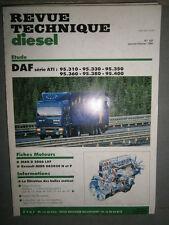DAF ATI 95 .310 95.330 95.350 95.360 95.380 95.400 : revue technique RTD 167