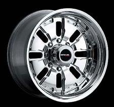 "18x9"" Centerline Forged Aluminum Wheels. Flint Style *2 Only*, 8-6.5 Bargain!"