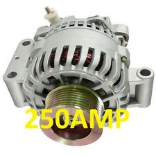 HIGH OUTPUT 250AMP  Alternator Ford Excursion V8 6.0L Diesel 2003-2005