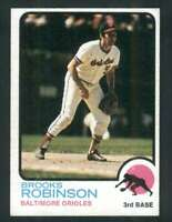 1973 Topps #90 Brooks Robinson NM/NM+ Orioles 115599