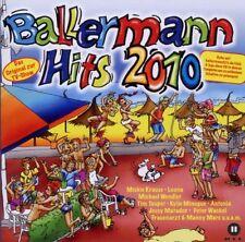 Ballermann Hits 2010 / Velile Jessy Matador Edward Maya Tim Toupet Mihalis 2CD