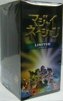 Magination Card Booster Limited Edition 24 Packed Epoch 2002 From Japan F/S